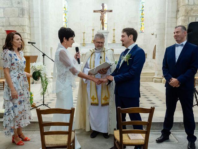 Le mariage de Fabrice et Sandrine à Commentry, Allier 170