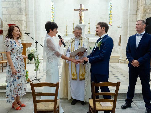 Le mariage de Fabrice et Sandrine à Commentry, Allier 171