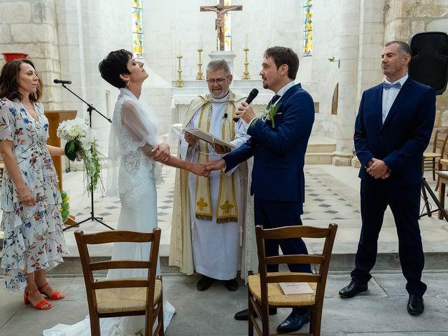 Le mariage de Fabrice et Sandrine à Commentry, Allier 173