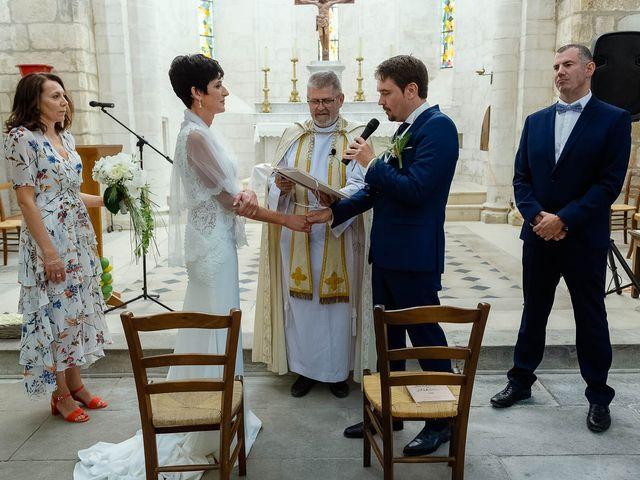 Le mariage de Fabrice et Sandrine à Commentry, Allier 175