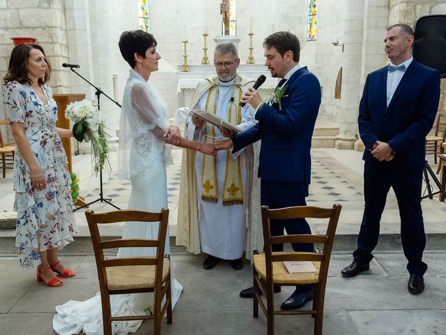 Le mariage de Fabrice et Sandrine à Commentry, Allier 176