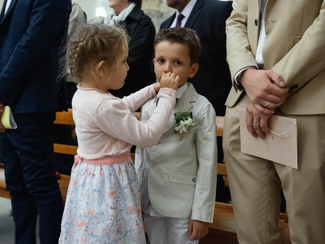Le mariage de Fabrice et Sandrine à Commentry, Allier 188