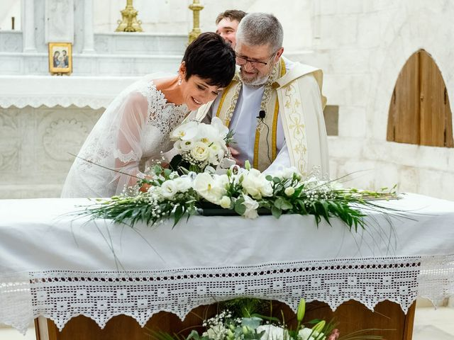 Le mariage de Fabrice et Sandrine à Commentry, Allier 201