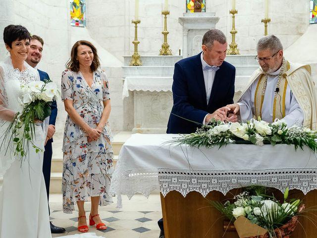Le mariage de Fabrice et Sandrine à Commentry, Allier 209