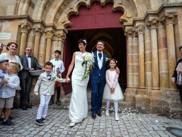 Le mariage de Fabrice et Sandrine à Commentry, Allier 214