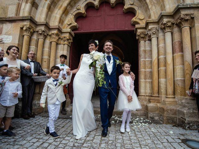 Le mariage de Fabrice et Sandrine à Commentry, Allier 215