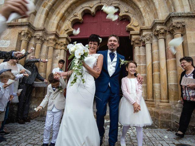Le mariage de Fabrice et Sandrine à Commentry, Allier 217