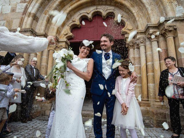 Le mariage de Fabrice et Sandrine à Commentry, Allier 220