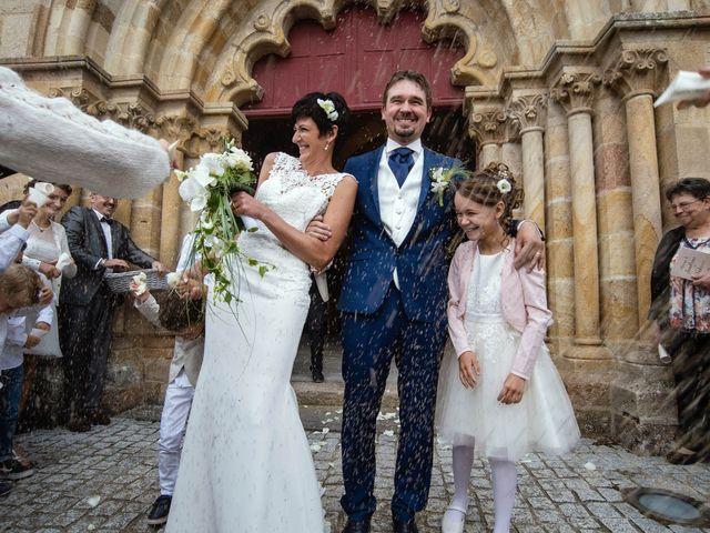Le mariage de Fabrice et Sandrine à Commentry, Allier 224