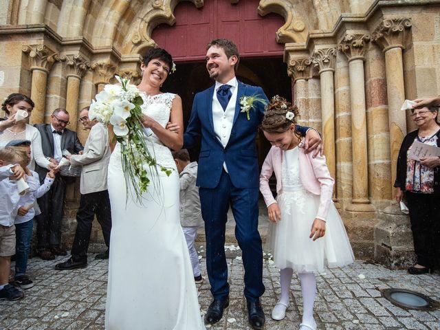 Le mariage de Fabrice et Sandrine à Commentry, Allier 226