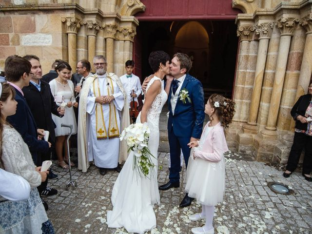 Le mariage de Fabrice et Sandrine à Commentry, Allier 231