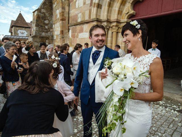 Le mariage de Fabrice et Sandrine à Commentry, Allier 240