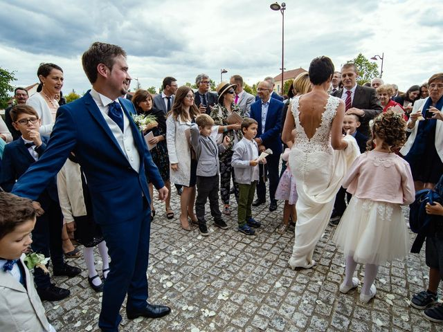 Le mariage de Fabrice et Sandrine à Commentry, Allier 241