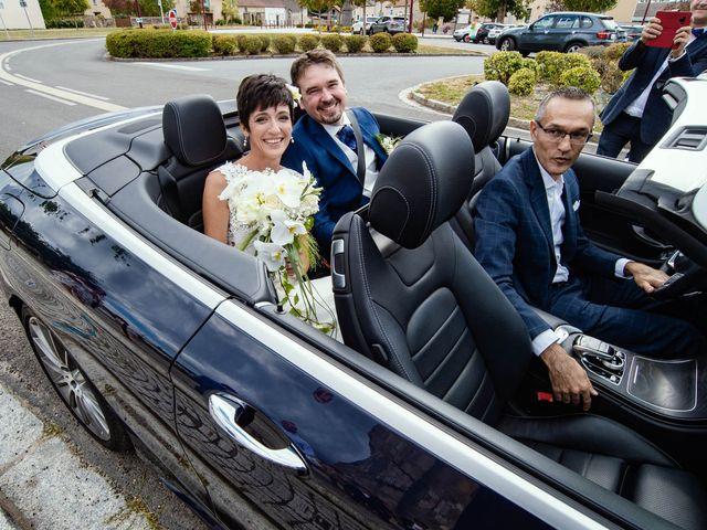 Le mariage de Fabrice et Sandrine à Commentry, Allier 244