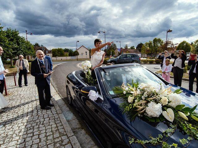 Le mariage de Fabrice et Sandrine à Commentry, Allier 246