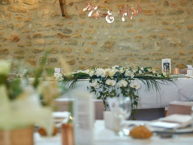 Le mariage de Fabrice et Sandrine à Commentry, Allier 261