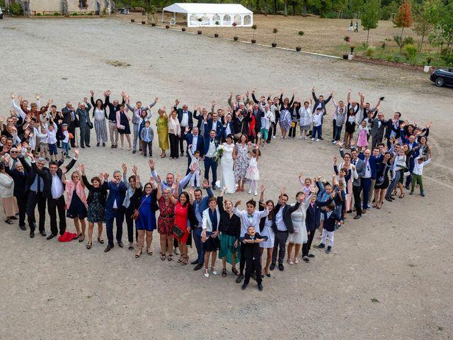 Le mariage de Fabrice et Sandrine à Commentry, Allier 282