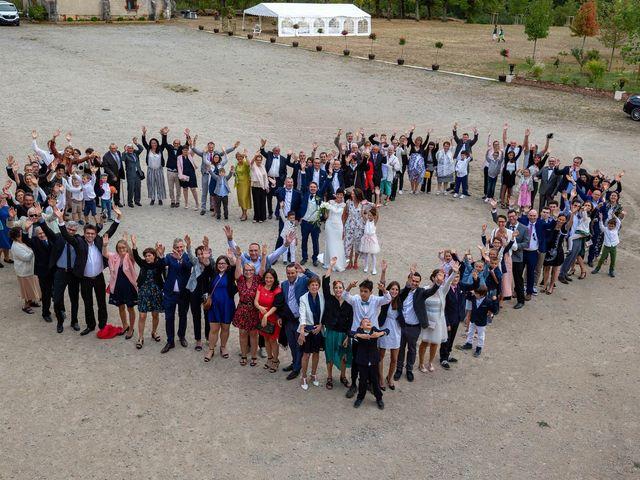 Le mariage de Fabrice et Sandrine à Commentry, Allier 283