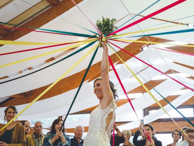 Le mariage de Laurent et Léa à Habère-Poche, Haute-Savoie 3
