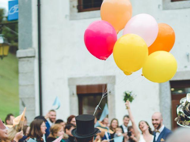 Le mariage de Laurent et Léa à Habère-Poche, Haute-Savoie 4