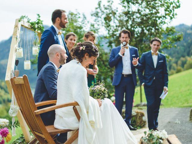Le mariage de Laurent et Léa à Habère-Poche, Haute-Savoie 5