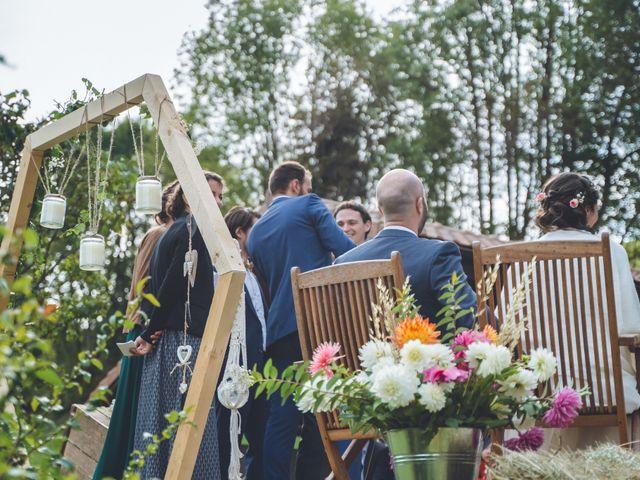 Le mariage de Laurent et Léa à Habère-Poche, Haute-Savoie 6