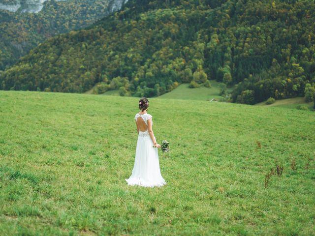 Le mariage de Laurent et Léa à Habère-Poche, Haute-Savoie 7