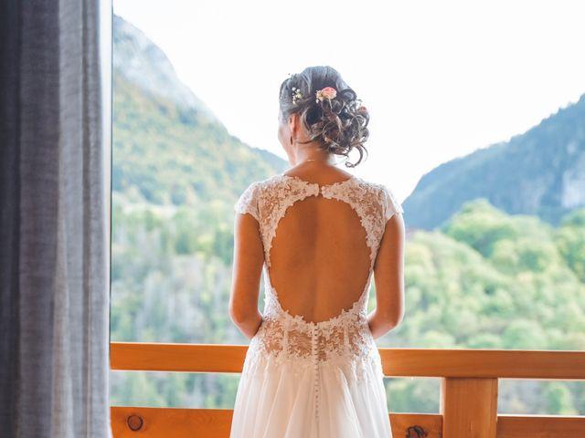 Le mariage de Laurent et Léa à Habère-Poche, Haute-Savoie 12