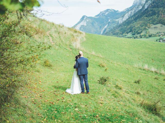 Le mariage de Laurent et Léa à Habère-Poche, Haute-Savoie 17