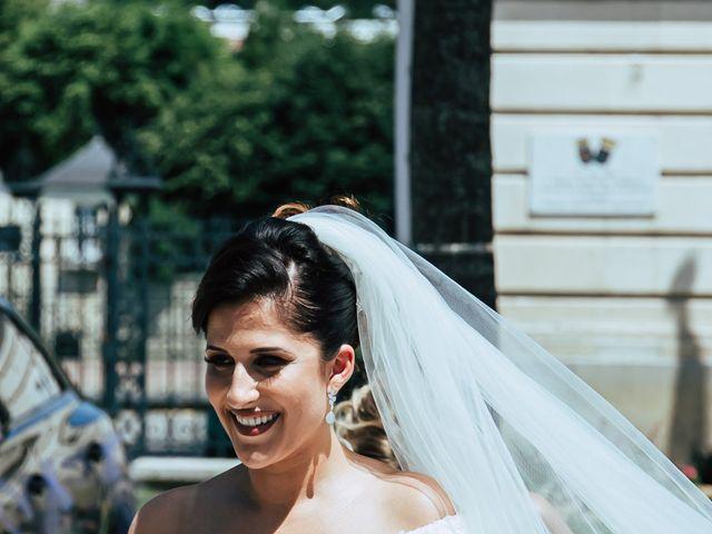 Le mariage de Ihab et Ornella à Ris-Orangis, Essonne 77