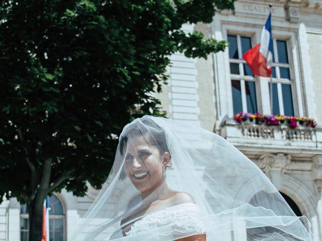 Le mariage de Ihab et Ornella à Ris-Orangis, Essonne 88