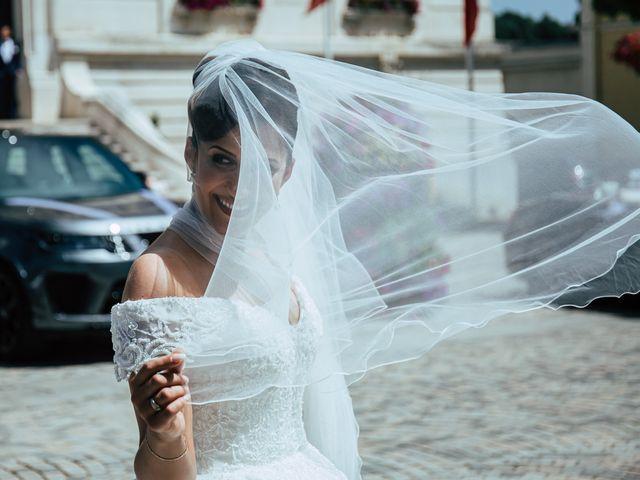 Le mariage de Ihab et Ornella à Ris-Orangis, Essonne 92