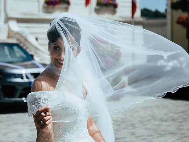 Le mariage de Ihab et Ornella à Ris-Orangis, Essonne 93