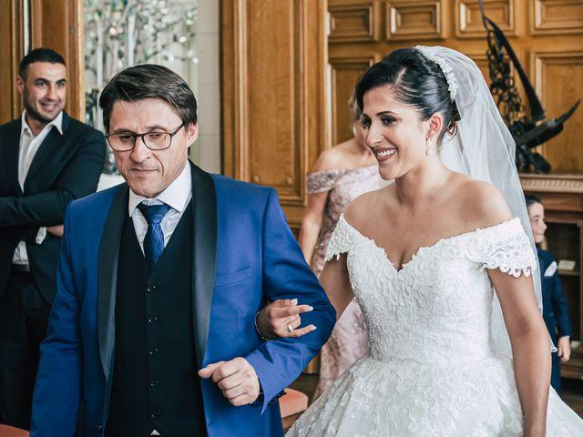 Le mariage de Ihab et Ornella à Ris-Orangis, Essonne 106