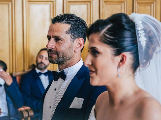 Le mariage de Ihab et Ornella à Ris-Orangis, Essonne 111