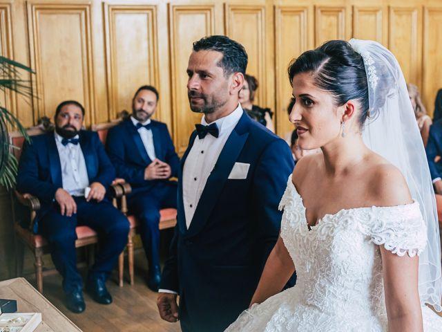 Le mariage de Ihab et Ornella à Ris-Orangis, Essonne 115
