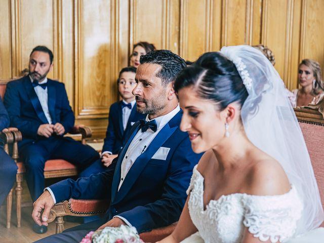 Le mariage de Ihab et Ornella à Ris-Orangis, Essonne 123