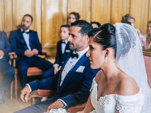 Le mariage de Ihab et Ornella à Ris-Orangis, Essonne 124