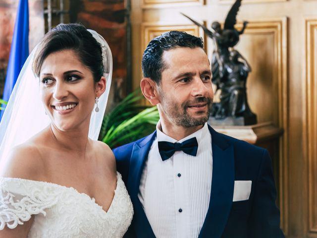 Le mariage de Ihab et Ornella à Ris-Orangis, Essonne 137