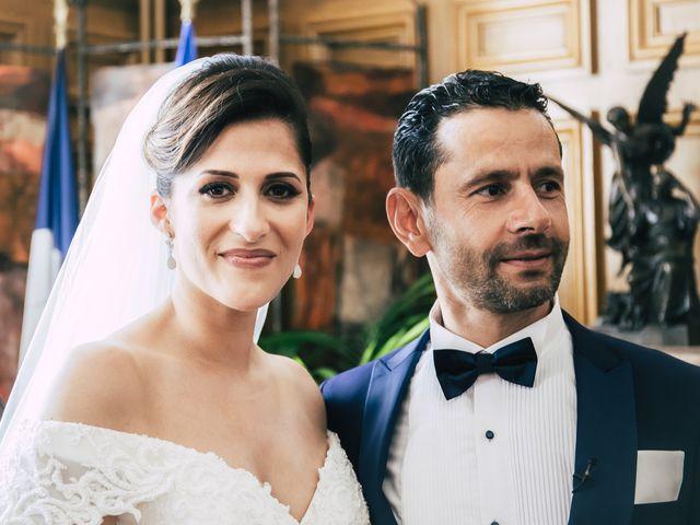 Le mariage de Ihab et Ornella à Ris-Orangis, Essonne 139