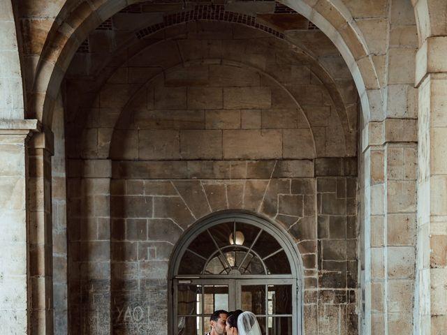 Le mariage de Ihab et Ornella à Ris-Orangis, Essonne 182