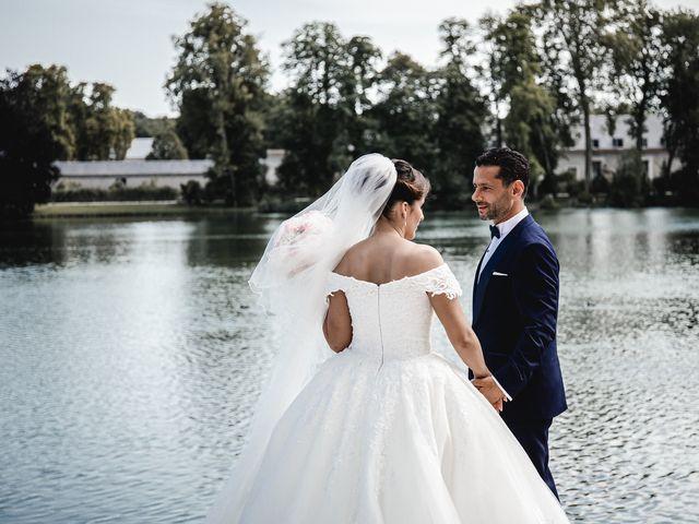 Le mariage de Ihab et Ornella à Ris-Orangis, Essonne 198