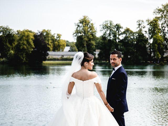 Le mariage de Ihab et Ornella à Ris-Orangis, Essonne 200