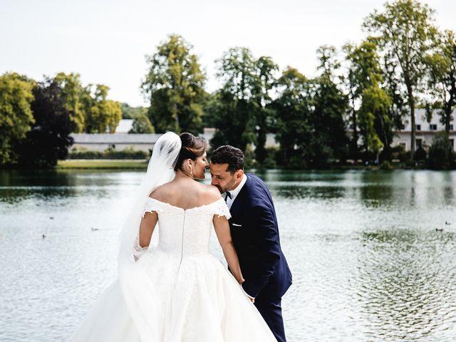 Le mariage de Ihab et Ornella à Ris-Orangis, Essonne 201
