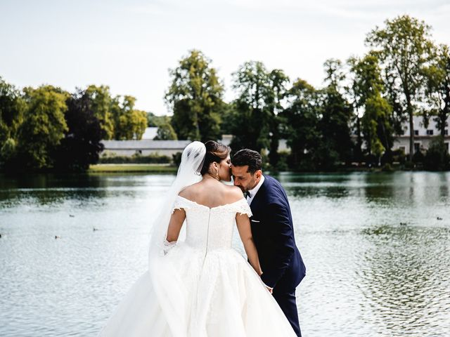 Le mariage de Ihab et Ornella à Ris-Orangis, Essonne 202