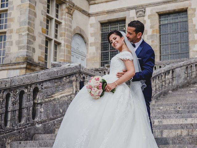 Le mariage de Ihab et Ornella à Ris-Orangis, Essonne 204
