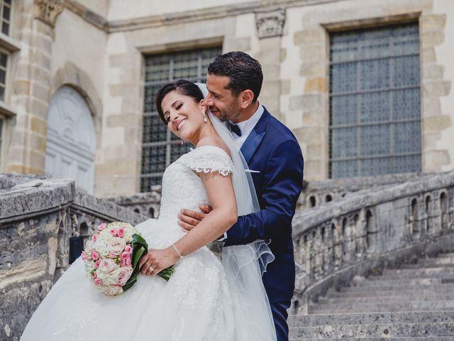 Le mariage de Ihab et Ornella à Ris-Orangis, Essonne 205