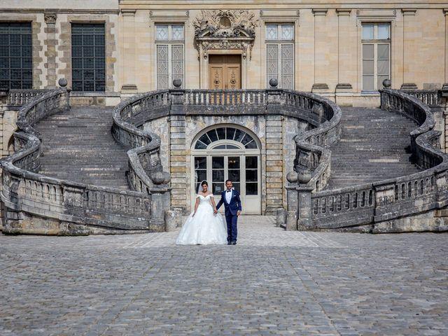 Le mariage de Ihab et Ornella à Ris-Orangis, Essonne 208