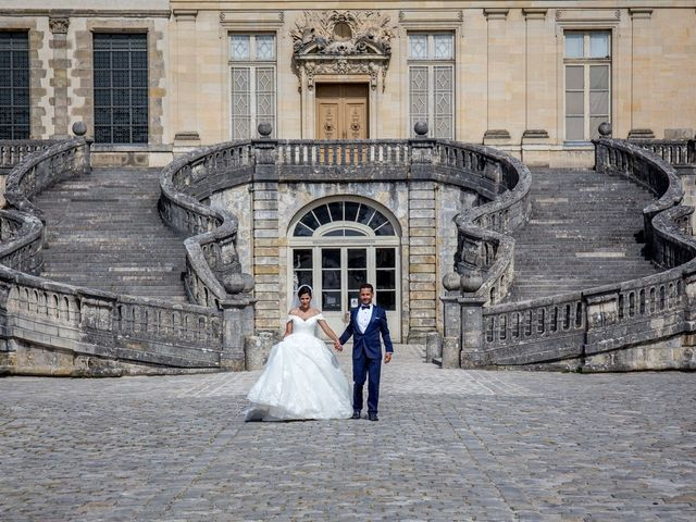 Le mariage de Ihab et Ornella à Ris-Orangis, Essonne 209