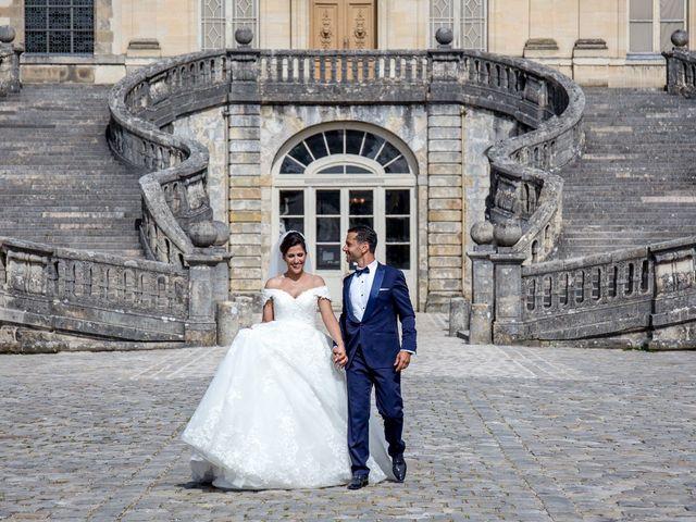 Le mariage de Ihab et Ornella à Ris-Orangis, Essonne 211